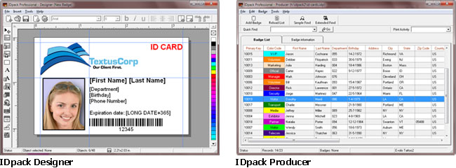 IDpack Screenshot