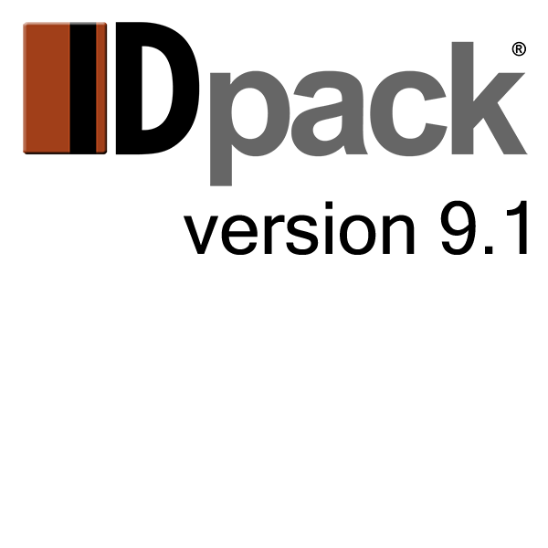 IDpack Element 9.1, IDpack Business 9.1 and IDpack Professional 9.1 are now available