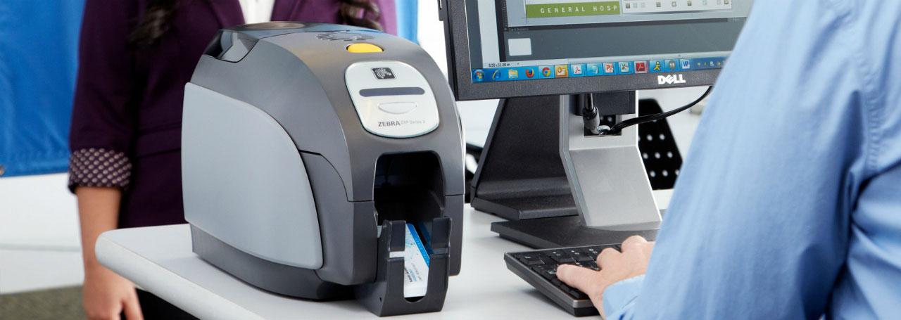ZXP ID Zebra Card Printer