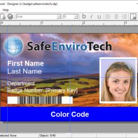 Award Winning ID Card Software IDpack is now available with version 9.2