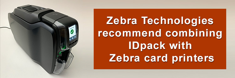 Zebra Technologies recommend combining IDpack